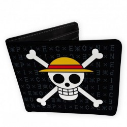 "ONE PIECE - Monedero ""Skull Luffy"" - Vinilo"