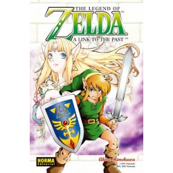 LEGEND OF ZELDA 04 A LINK TO THE PAST