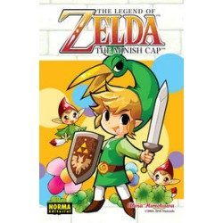 LEGEND OF ZELDA 05 THE MINISH CAP