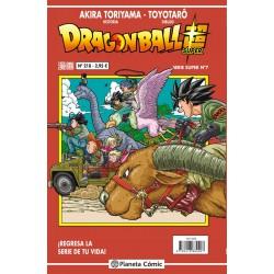 DRAGON BALL SERIE ROJA N218