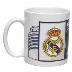 TAZA PIZARRA TIZA REAL MADRID