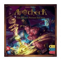 Apotheca: The Secret Potion Society Juego de Mesa