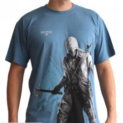 ASSASSIN'S CREED - ASC III Connor- camiseta hombre
