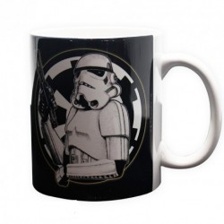 STAR WARS - Taza - 320 ml - Trooper