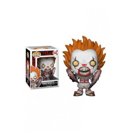 Figura Pennywise with Spider Legs 9 cm