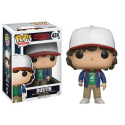 FunKo POP! Vinilo Stranger Things - Figura Dustin