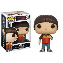 FunKo POP! Vinilo Stranger Things - Figura Will