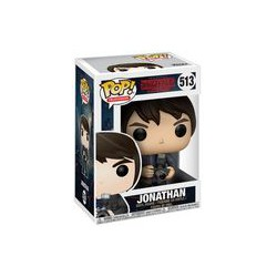 FunKo POP! Vinilo Stranger Things - Figura Jonathan