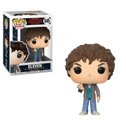 FunKo POP! Vinilo Stranger Things - Figura Eleven