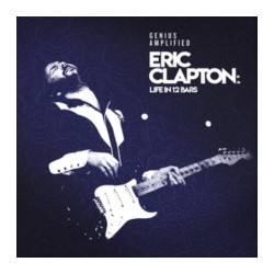 CD ERIC CLAPTON -GENIUS AMPLIFIELD- LIFE IN 12 BARS  2CD