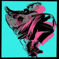 CD GORILLAZ -THE NOW NOW-