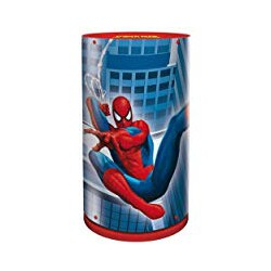 Lámpara Spiderman -Decofun 87068 Tubo