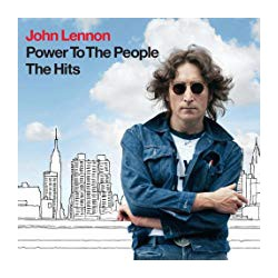 CD JOHN LENNON -Power To The People - The Hits