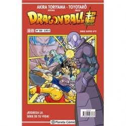 DRAGON BALL SERIE SUPER Nº8 - Nº220