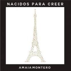 CD AMAIA MONTERO -NACIDOS PARA CRECER-