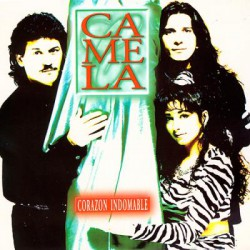 CD CAMELA -CORAZON INDOMABLE-