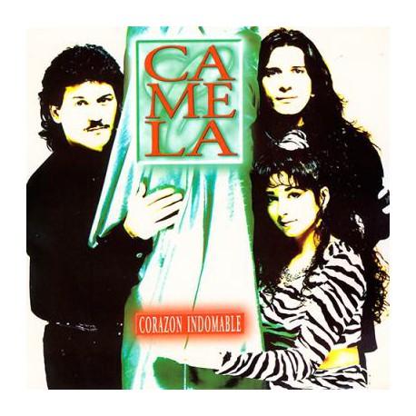 CD CAMELA -CORAZON INDOMABLE-
