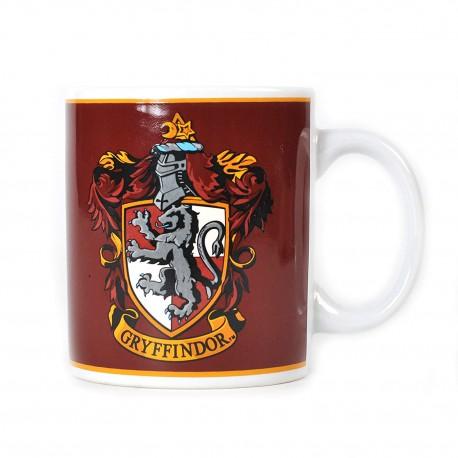 Taza de Cerámica Harry Potter Gryffindor House Crest Mug
