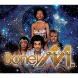 CD Boney M -Platinum Hits-  2cd 36 Exitos