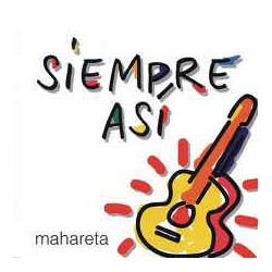 CD Siempre Así -Mahareta-