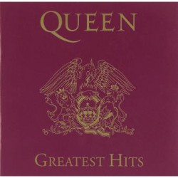 CD QUEEN -GREATEST HITS- 17 EXITOS