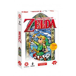 The Legend of Zelda Puzzle Link Hero's Bow