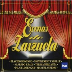 CD VARIOS -ESCENAS DE ZARZUELA- 2CD