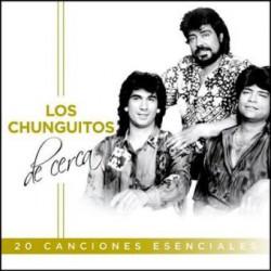 CD LOS CHUNGUITOS -DE CERCA- 20 CANCIONES ESENCIALES