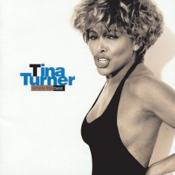 CD TINA TURNER -SIMPLY THE BEST-