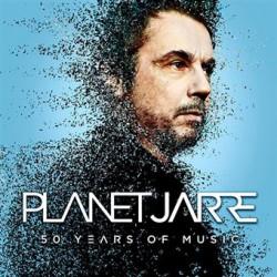 CD JARRE -PLANET JARRE- 50 YEARS.. EDIT.DELUXE