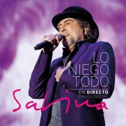 CD JOAQUIN SABINA-LO NIEGO TODO EN DIRECTO-