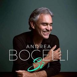 CD ANDREA BOCELLI -SI-