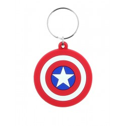 LLavero Capitan America Shield Marvel