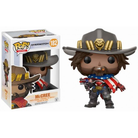Funko POP! McCREE -Overwatch-Special Edition
