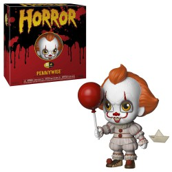 Figura -Horror- PennyWise- 5 star. 9 cm