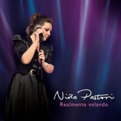 CD + DVD NIÑA PASTORI -REALMENTE VOLANDO