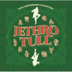 CD JETHRO TULL -50TH ANNIVERSARY COLLECTION-
