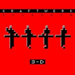CD KRAFTWERK  3-D DER KATALOGUE