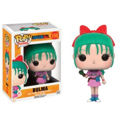 Dragonball Z POP! Animation Vinyl Figura Bulma 9 cm