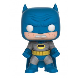 BATMAN TRAJE AZUL FIG.10 CM VINYL POP HEROES THE DARK KNIGHT RETURNS UNIVERSO DC