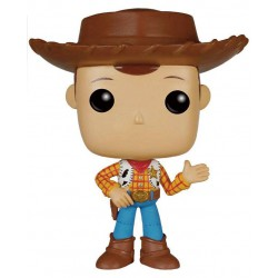Toy Story POP! Disney Vinyl Figura 20th Anniversary Woody 9 cm