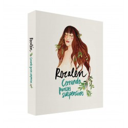 CAJA ROZALEN -CERRANDO PUNTOS SUSPENSIVOS- 4CD+DVD
