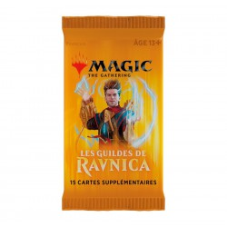 Sobre de cartas Magic the Gathering Los gremios de Ravnica