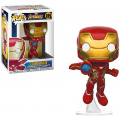 Avengers Infinity War Figura POP! Movies Vinyl Iron Man 9 cm
