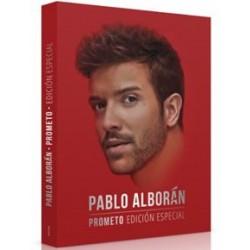CD PABLO ALBORAN -PROMETO- ED. ESP. 2cd+2dvd