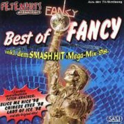 CD FANCY -BEST OF FANCY-MEGA-MIX´98-