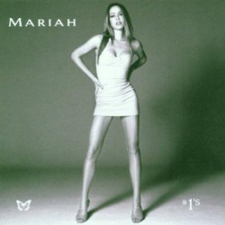 CD MARIAH CAREY - 1'S -