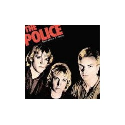 CD POLICE -OUTLANDS D'AMOUR-