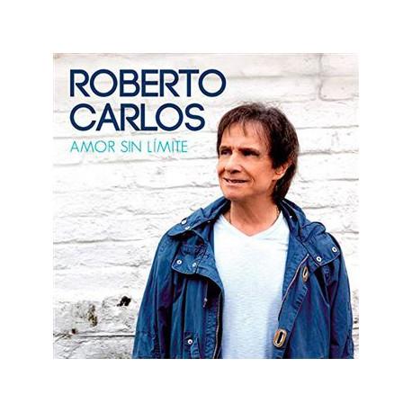 CD ROBERTO CARLOS -AMOR SIN LIMITE-