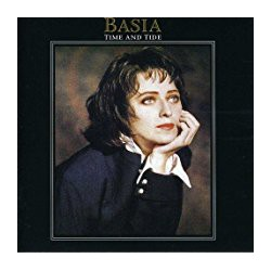 CD BASIA -Time And Tide Audiolibro, Edición deluxe-